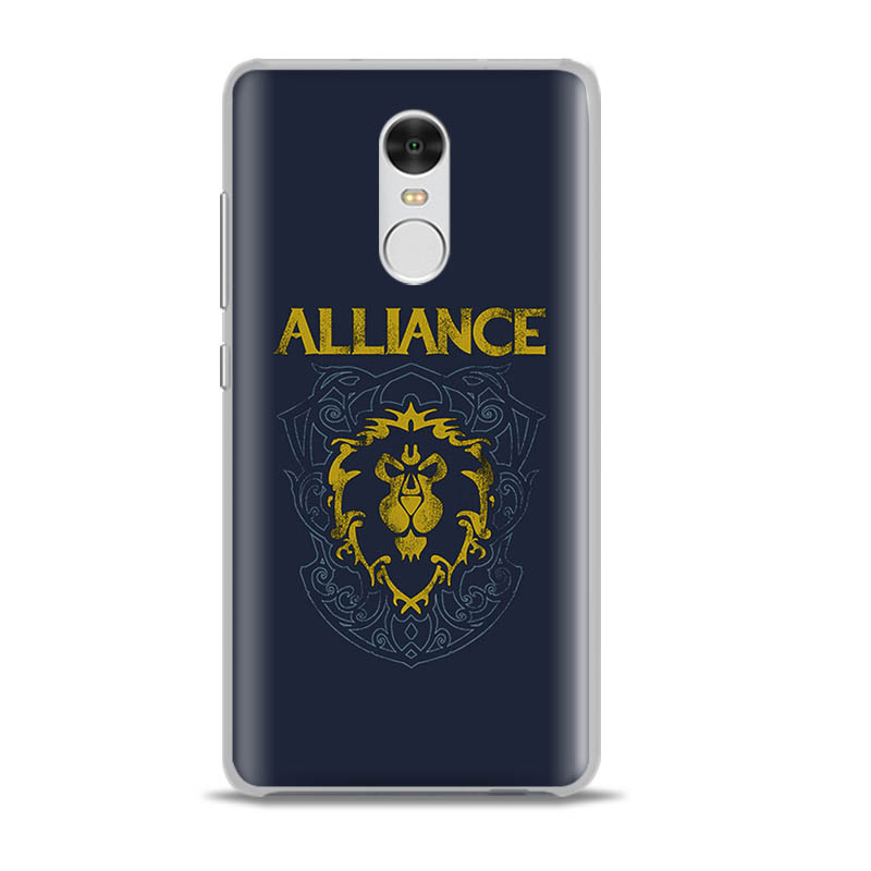 WOW-Warcraft-Of-World-Originality-Hard-PC-Phone-Case-Shell-Cover-For-Xiaomi-Redmi-3S-3